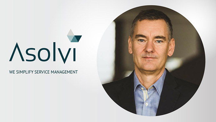 Asolvi Appoints Arne Uppheim as Chief Products Officer