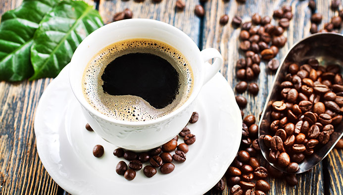 Wake Up And Smell The Coffee - Espresso Service Selects Asolvi's Tesseract Solution